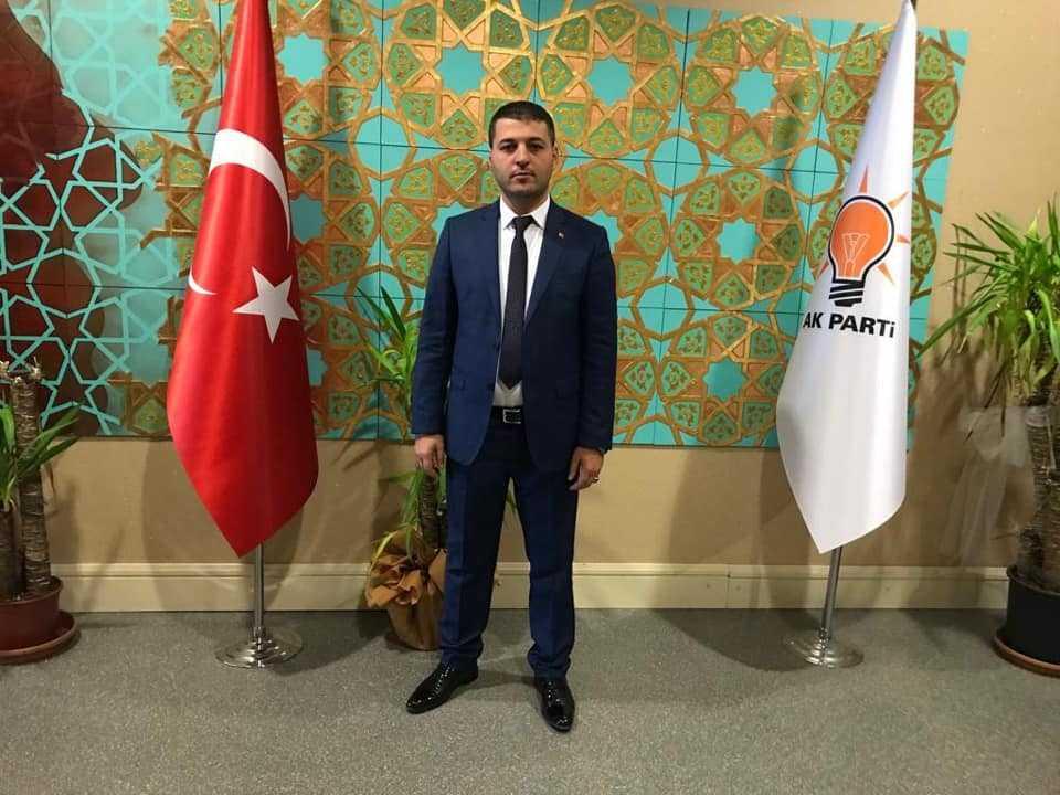 AK Parti İlçe Başkanı Celbek Oldu