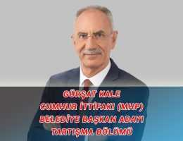 Gürşat Kale – Cumhur İttifakı Belediye Başkan Adayı