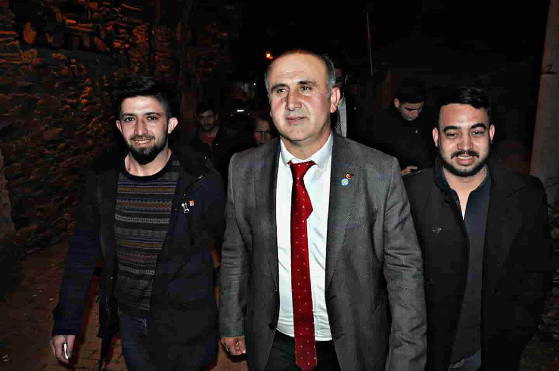 Kaya'dan Beyköy, Şirindere ve Karagözler Çıkarması