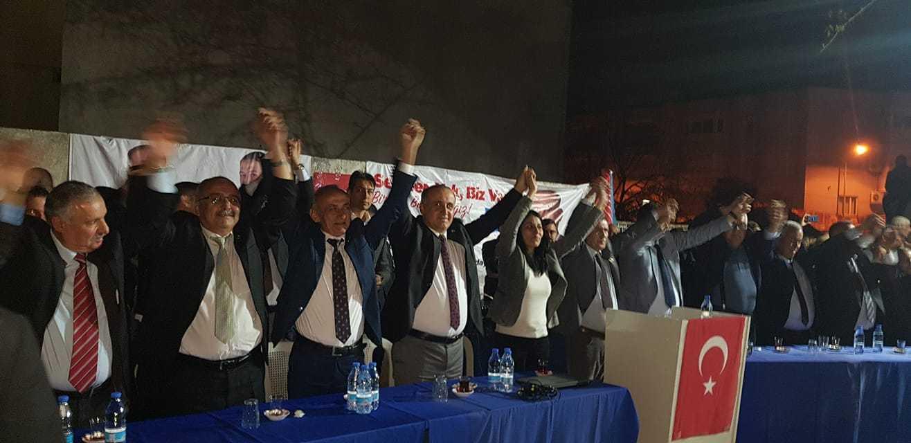 Kaya, CHP Aday Adayı Gökmen'e Yüklendi!