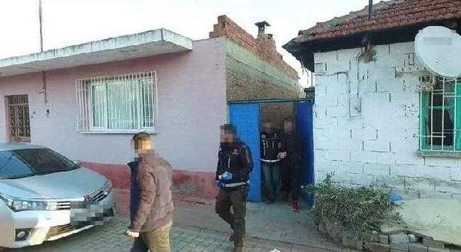İncirliova'da Drone'lu Uyuşturucu Operasyonu