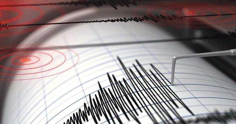 Germencik'te Deprem