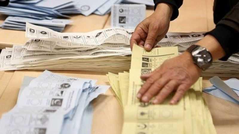 Oy Kullanma İşlemi Tamamlandı