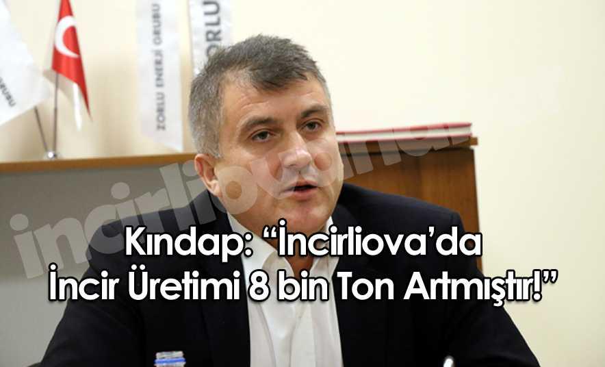 """İncir Üretimi 8 bin Ton Artmıştır!"""""""