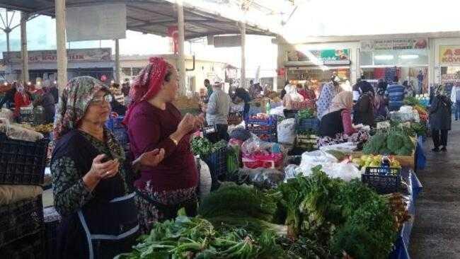 İncirliova'da 'Pazar duası' Geleneği