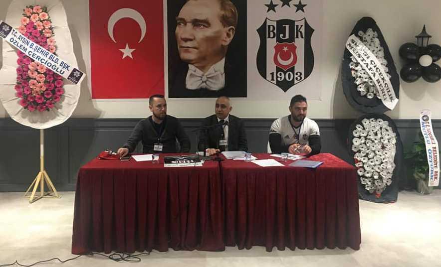 Aydın Beşiktaşlılar Derneği İncirliova'da Toplandı