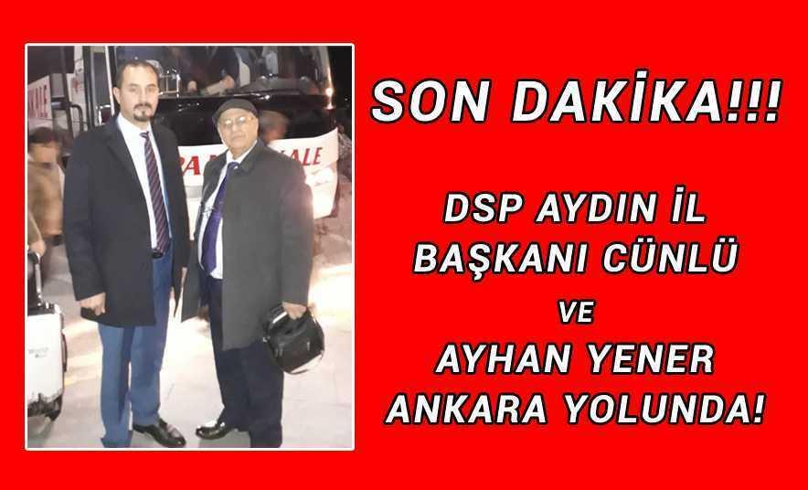 Yener, Ankara'ya Gidiyor!