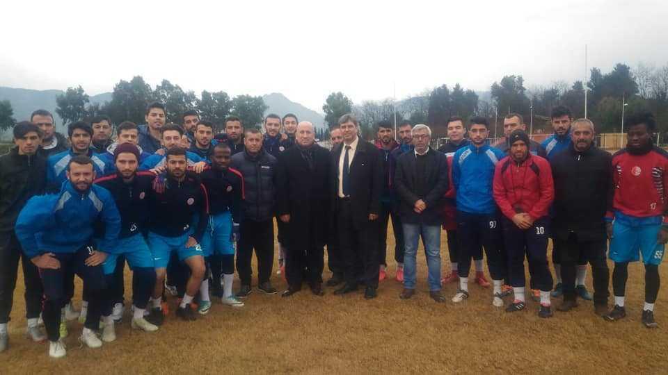 İncirliova Belediyespor'da Başkan Değişikliği