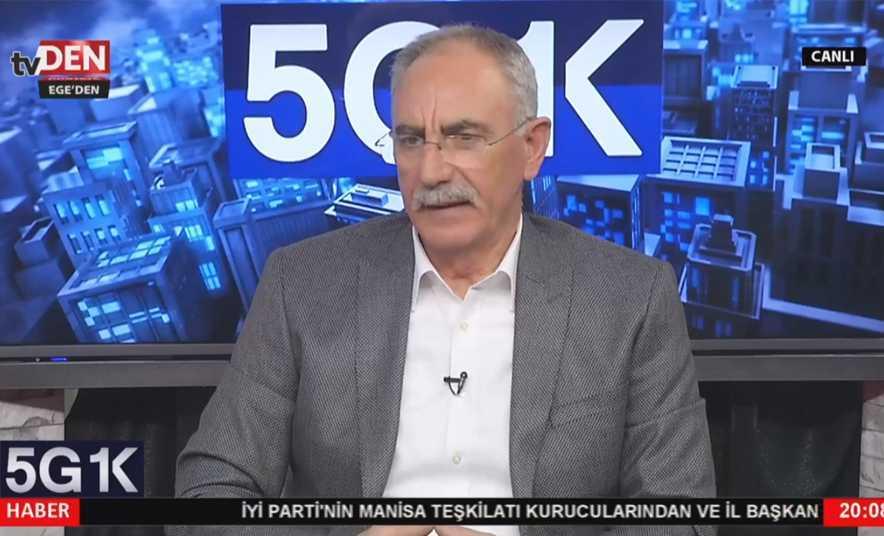 Başkan Kale TVDen Kanalına Konuk Oldu
