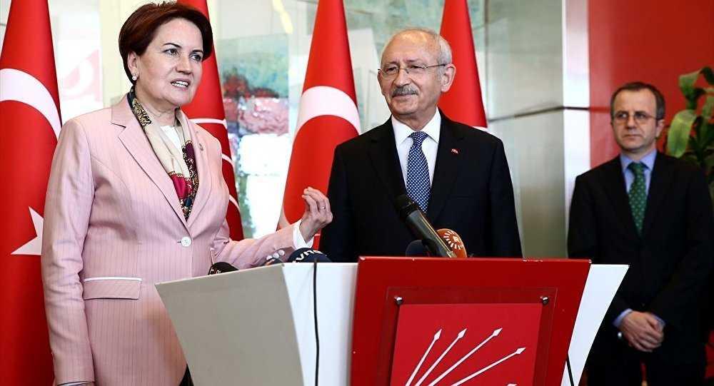 Millet İttifakı Akşener ve Kılıçdaroğlu İçin Araç Kaldırıyor