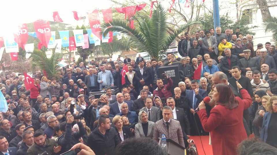 Millet İttifakı Seçim Koordinasyon Ofisi Açıldı