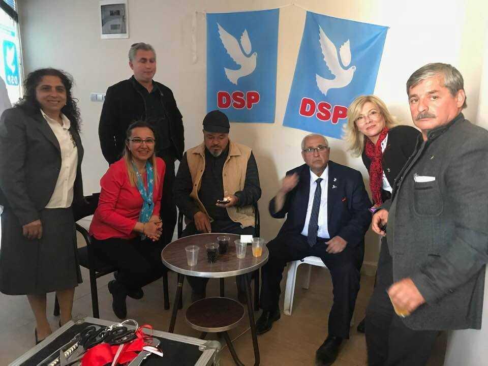 Yener, İncirliova Seçim Bürosunun Açılışını Yaptı