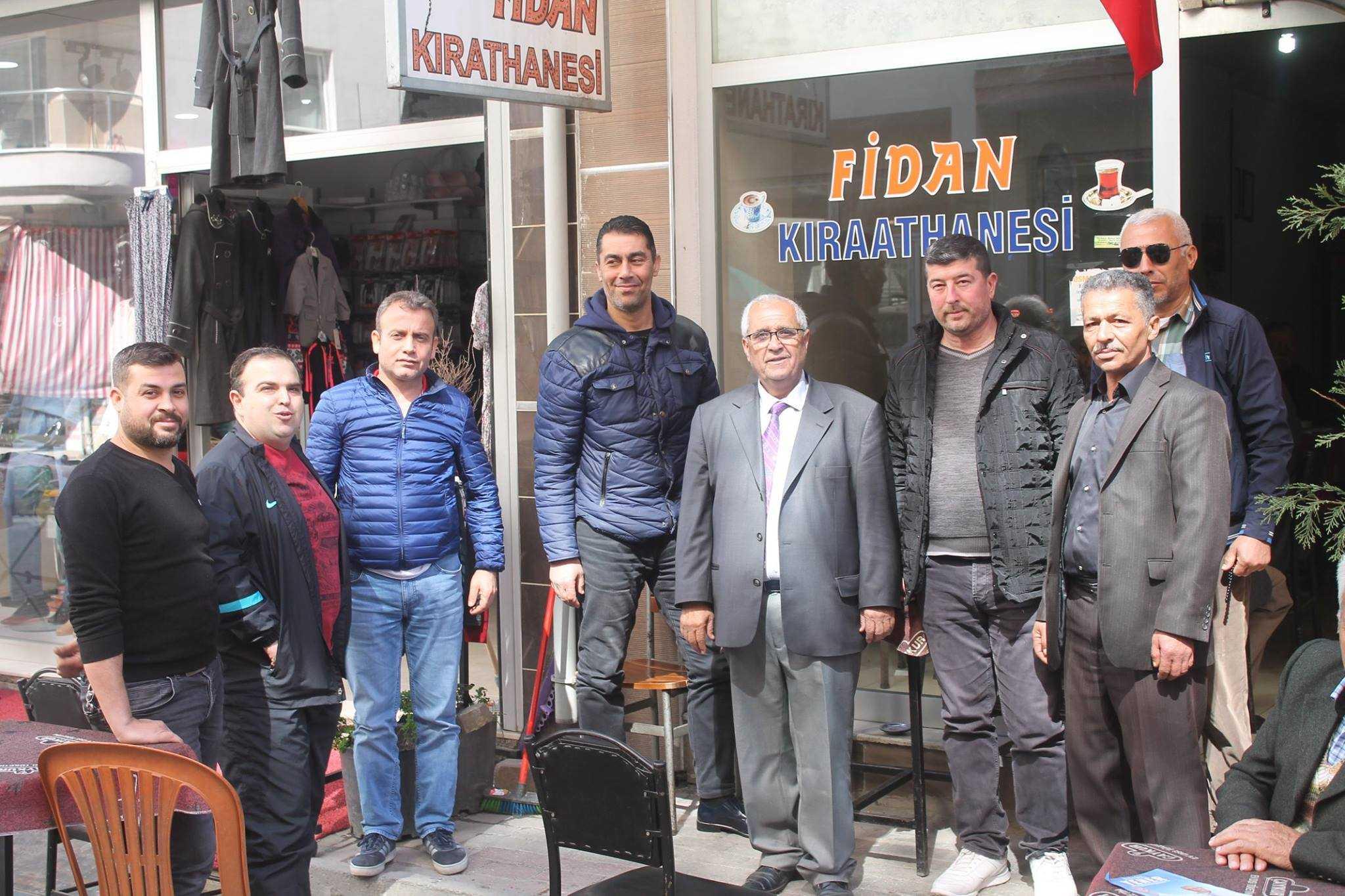 DSP'li Yener, Cumhuriyet'i Gezdi
