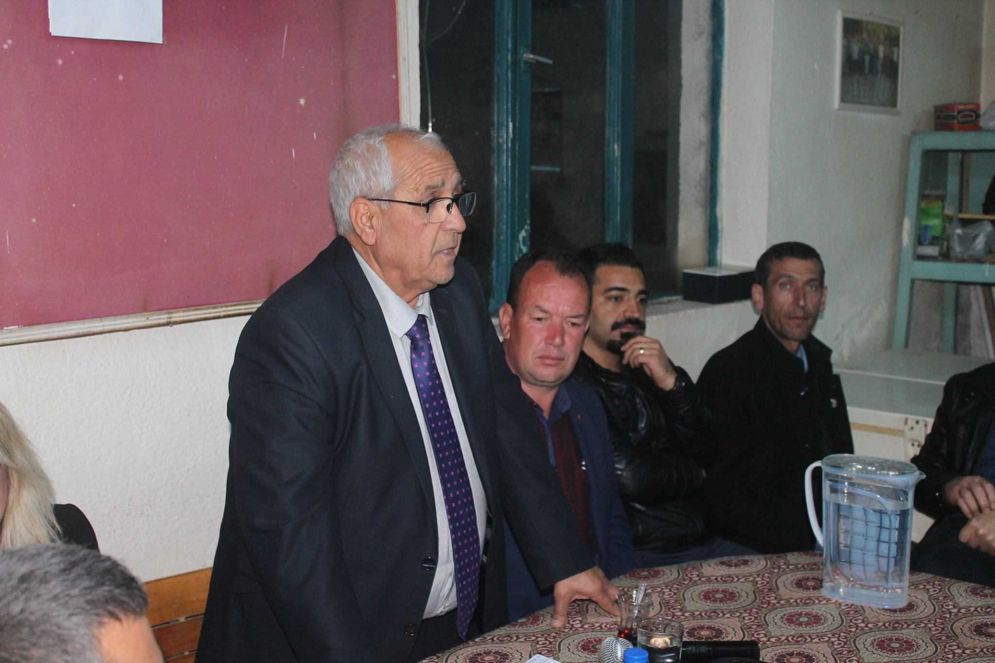 Yener, Kurtuluş'u Ziyaret Etti
