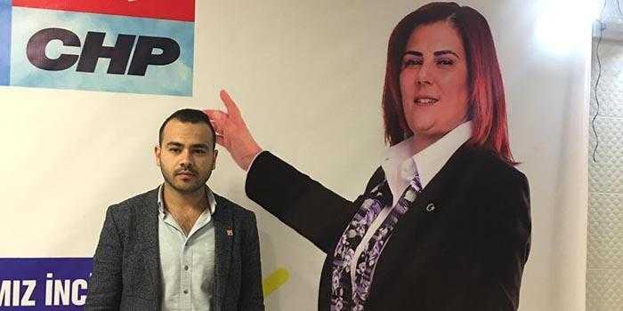 İncirliova CHP Gençlik Kolları Başkanı Ertunç oldu