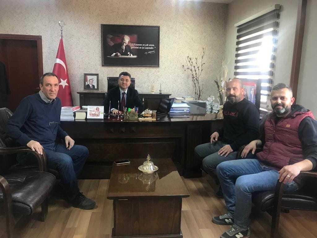 Muhtar Arslan, Seçim Turlarına Başladı