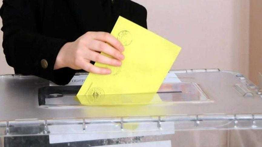İncirliova'da 37 bin 150 Kişi Oy Kullanacak