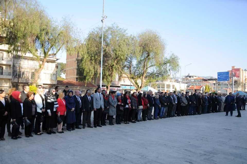 18 Mart Çanakkale Zaferi İçin Tören Düzenlendi