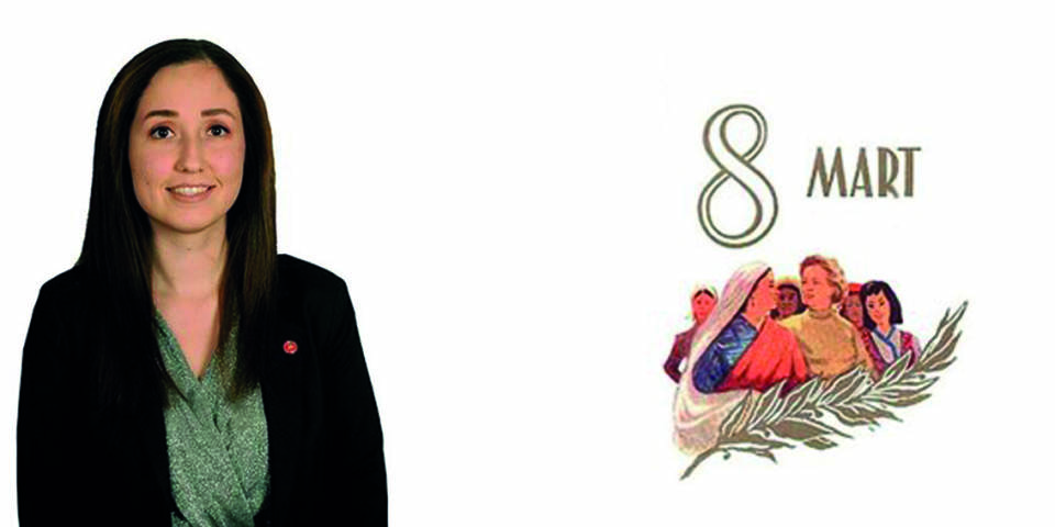 Tosun: Belediye çalışanlarımızın en az yarısı kadın olacak