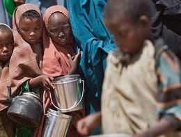 """""""113 milyondan fazla insan açlıkla boğuşuyor"""""""