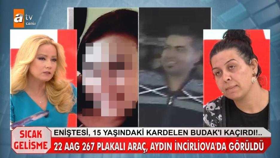 15 yaşındaki Kız Çocuğunu Kaçıran Araç İncirliova'da Görüldü
