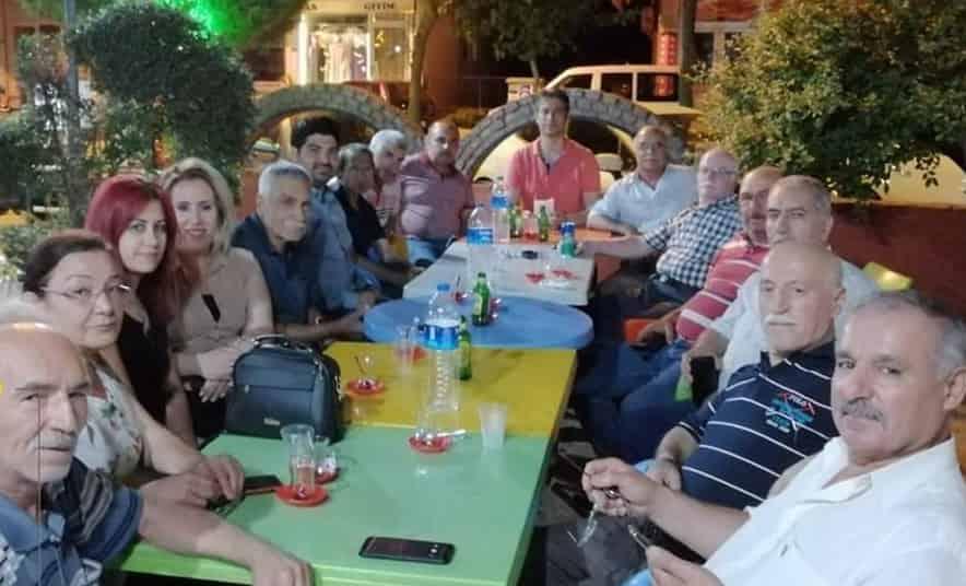 İncirliova İyi Parti'de Yönetim Değişikliği