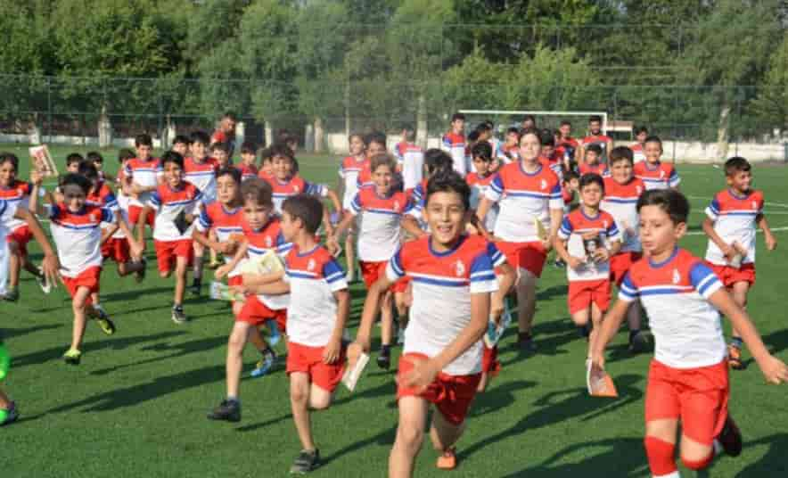 Hepsi Bir Arada Hem Spor, Hem Eğitim