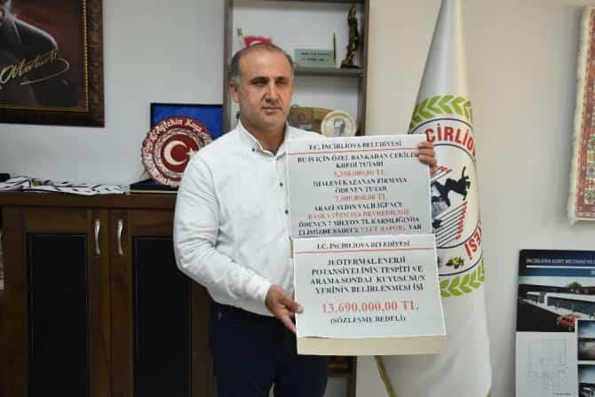 İncirliova'da Jeotermal Dosyası Savcılıkta!