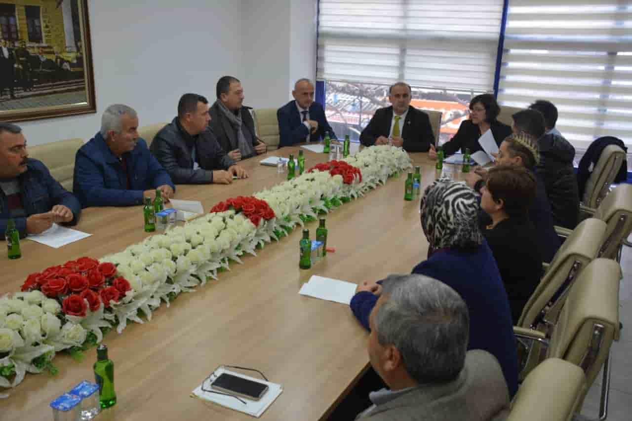 İncirliova'da Meclis Toplantısı Yapılamadı!
