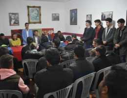 Halkçı Liseliler Başkanı Değişti